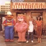 Series infantiles: Barrio Sésamo