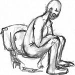 Encuesta de las molestías al hacer de vientre acabada