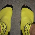El agujero de los calcetines