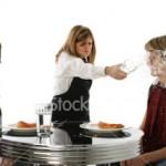 Cosas tontas que se preguntan a los camareros