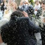 El origen del arroz en las bodas