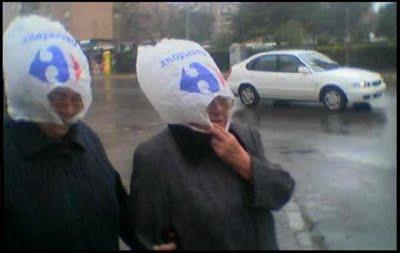 bolsas de plástico extraterrestres