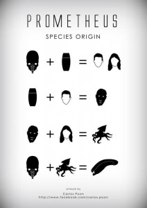 prometheus species