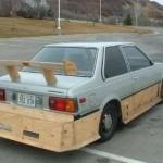 La ardua tarea de vender un coche tuning de segunda mano
