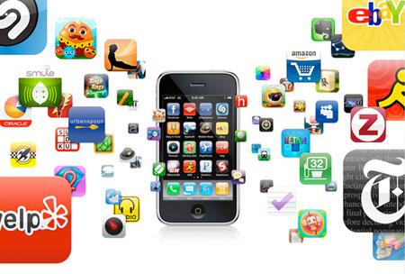 ¿Sensación de saturación? Naah Burbuja de apps
