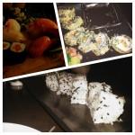 Ir a un restaurante japonés