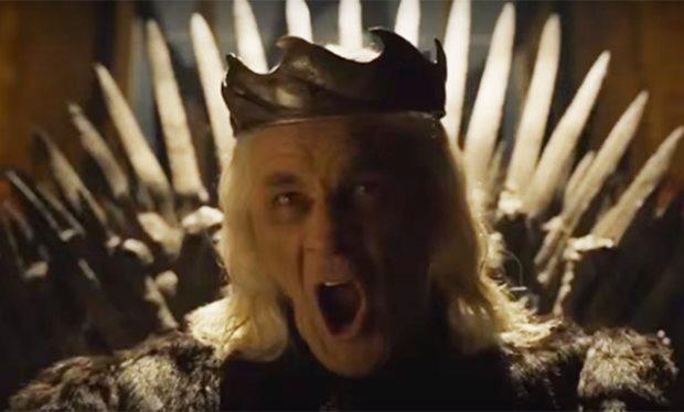 """El Rey Loco oía voces en su cabeza: """"Mercadooona, Mercadooona"""""""