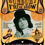 Bunbury: Freak Show el cd