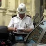 Conducir por el pueblo: Las multas