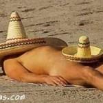 Las cosas absurdas de los guiris (II): El sombrero mexicano