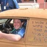Cosas a hacer con un coche sucio: El lávalo guarro