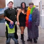 Los disfraces típicos de Carnaval