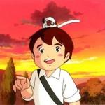 Series infantiles: Marco, de los Apeninos a los Andes