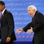Teorías acerca de la foto de McCain con la lengua fuera