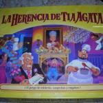 Juegos de mesa: La herencia de Tía Ágata