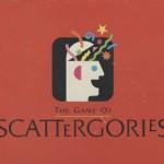 Juegos de mesa: Scattergories