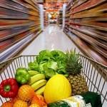 El carrito de compra del supermercado
