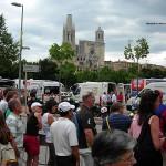 El Tour en Girona, la crónica