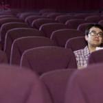 Encuesta de ir al cine solo acabada