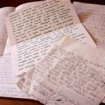 Las cartas que enviaron los personajes célebres