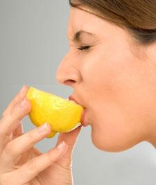 zumo de limón robar banco