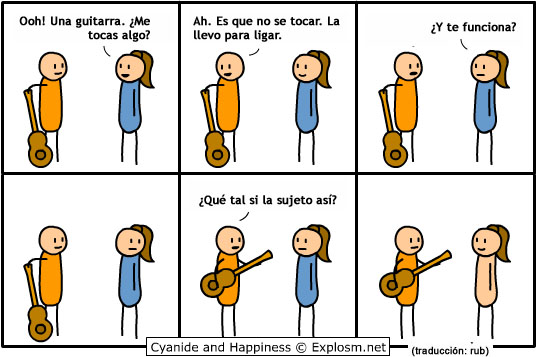guitarra infalible