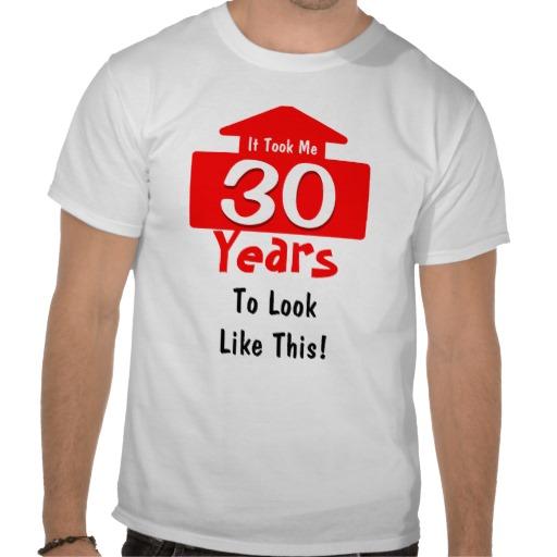 los 30 me llevó 30 años verme así