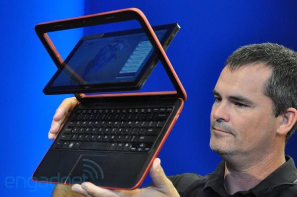 ¿Es un portátil? ¿Es una tablet? ¿Es un Telesketch?
