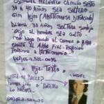 Una mujer busca a un doble de Camilo Sesto para ser su novio