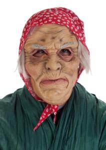 abuela zombi