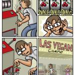 Su primera vez en un casino