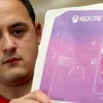 Pide una Xbox One por eBay y le llega una foto