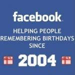 No te fíes siempre de Facebook para el cumpleaños de tus amigos