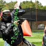 Ir a un paintball