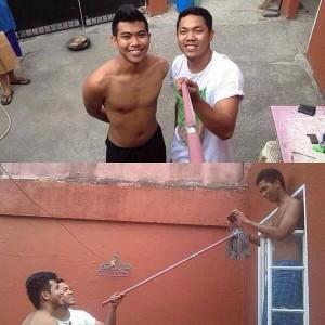 palo selfies fregona