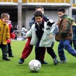 El fútbol patio