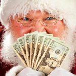 ¿Cuánto costaría ser Papá Noel?
