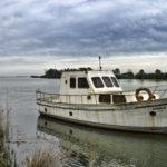 Los terrores del Delta (III): El pescador
